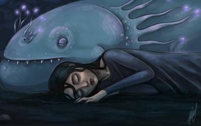 Sleep by MAnisimova