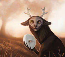 Deer by MAnisimova