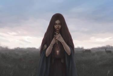 The healer by MAnisimova