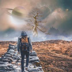 Dreamy Walk by vmaharaj