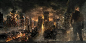 DIFTERY MATTE-PAINTING by isisdesignstudio
