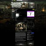 SUBURBAN TERRORIST MySpace 3.0 by isisdesignstudio