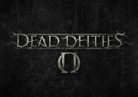 Dead Deities logotype by isisdesignstudio