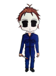Micheal Myers by Livuletta