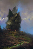 The Witch's Farm by MaxBedulenko