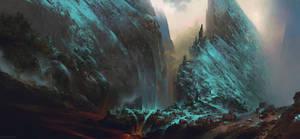 The Mountain Kingdom by MaxBedulenko