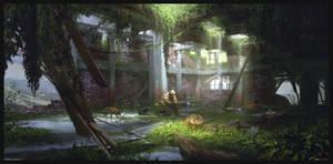 Alone by MaxBedulenko