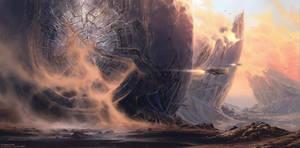 The Broken Lands by MaxBedulenko