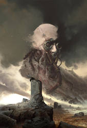 The Breath by MaxBedulenko