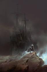 The Silence of Steel by MaxBedulenko