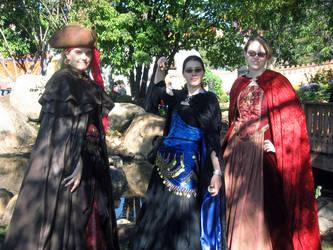 Renfair costumes by pirate-kit
