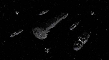Clan Fleet by Vumpalouska