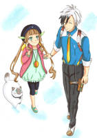 ToX2:This Will Be an Unforgettable Journey by ClaireRoses