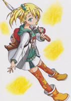 Edna:School Uniform by ClaireRoses