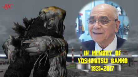 R.I.P. Yoshimitsu Banno (1931 - 2017) by BigJohnnyCool