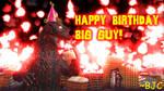 [MMD] Happy 64th Birthday Godzilla! by BigJohnnyCool