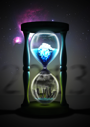 World clock - Part 1 - 2013 by sofiaart