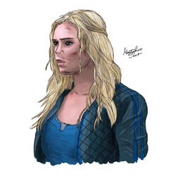 Clarke Season 1 by MartyRossArts