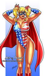 The American Avenger by NeoBabylon