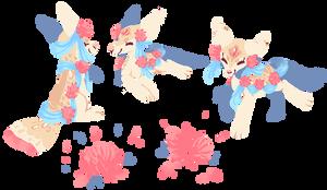 Cherish Tile Cheebs by CloverCoin