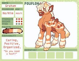 Pouflon Registration: Graham by CloverCoin