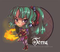 FFVI - Terra by ArtofCelle