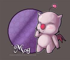 FFVI - Mog by ArtofCelle