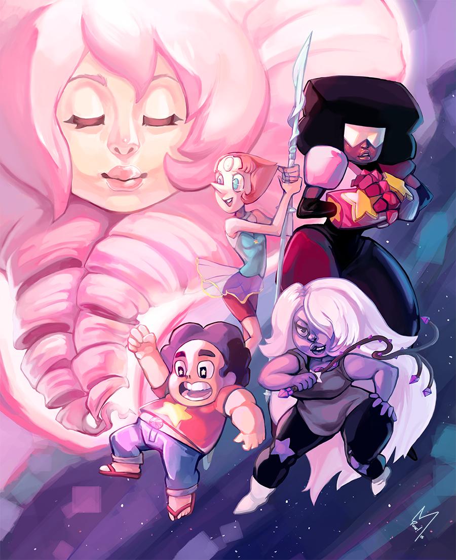 Steven Universe by ArtofCelle