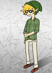 Hipster Link by Ryemm