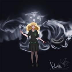 [Secret Santa] Annabeth - Expecto Patronum ! by Kotsukii