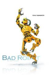 Bad Robot by Gottsnake