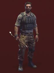 Lead Terrorist by Gottsnake