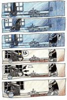 AVP comic by Art-Gem