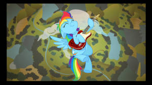 The way she flies... by crimsonbirth