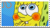 Spongebob Stamp by littiot