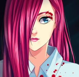Pinkie Kills by Margony