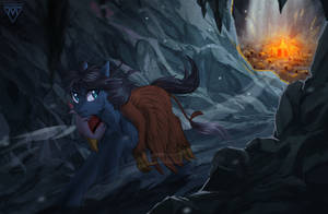 Escape by Margony
