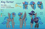 Key Turner reference commission by Margony