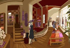 boutique by DawnElaineDarkwood