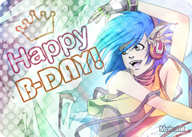 Happy-b-DAY(dev) copy by Mokolat