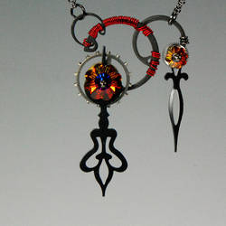 Hades- SOLD by YouniquelyChic