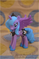 Princess Luna custom by Antych