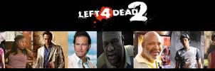 L4D2 Look-a-Like Cast by AlwaysLoveLorn