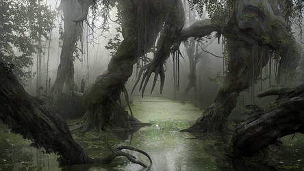 Twisted Wilds by mohq