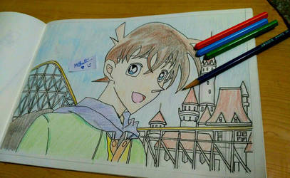 Jimmy Kudo From 'Case Closed' :) :) by MaxB-92