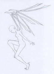 Winged by AylaOkami