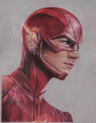 The Flash by Lacrymosakma