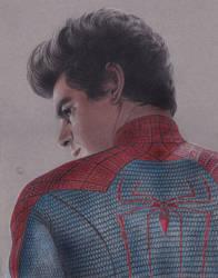 Spiderman by Lacrymosakma