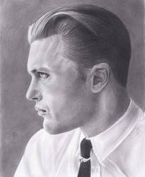 Michael Pitt by Lacrymosakma