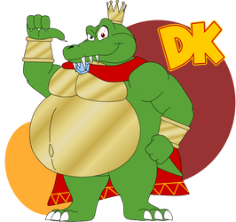 Kritter King by AshleyWolf259
